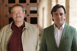 Mateu Morro, gerente del FOGAIBA y Francesc Miralles estará en la Conselleria d'Hisenda