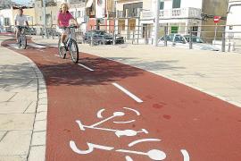 El Govern prepara una ley para reducir el uso de los coches privados en Baleares