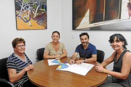 Formenters Solidaris recibe el apoyo del Consell de Formentera para realizar proyectos solidarios