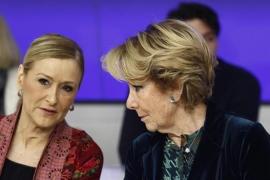 La Fiscalía Anticorrupción pide al juez de Púnica que impute a Aguirre y Cifuentes por la caja B del PP de Madrid