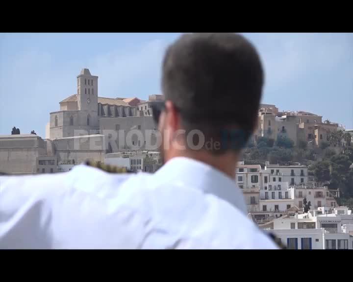 """""""Puede que esta sea la ruta con más tráfico en verano del Mediterráneo"""""""
