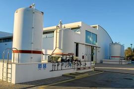 El Govern alerta de que la producción de agua desalada está llegando al límite en Ibiza