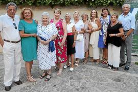 Cena a la fresca de la Asociación de Vecinos de Sant Jaume