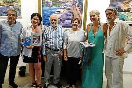 Exposición de Miguel Reche en la Casa de Cultura 'Cases Noves', de Santanyí