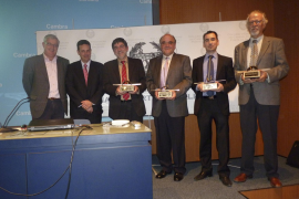 Entrega del Premi Illes Balears d'Enginyeria Civil