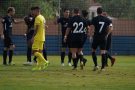 Empate de la UD Ibiza contra el filial del Villarreal