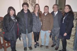 """Menéndez Rojas inaugura """"Retalls d'Hidrosfera"""" en Espai 6 A Obra Gràfica"""