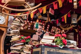 La magia de Storytellers llega hoy a Cova Santa