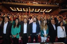 La dirección nacional de Vox respalda a su equipo en Baleares, acusado de financiación irregular