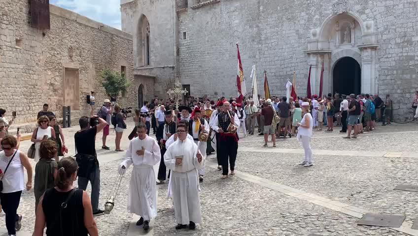 Ibiza celebra la festividad en honor a Sant Ciriac