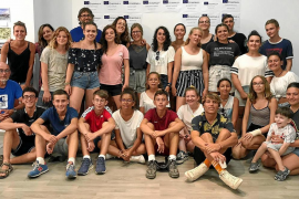 El centro juvenil C19 de Ibiza acoge la primera edición del 'Erasmus+'