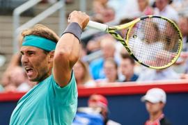 Rafa Nadal en Montreal 2019