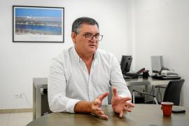 Ángel Luis Guerrero: «Estamos buscando nueva ubicación para la depuradora de Cala Vedella, que estará en el sur»