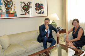 El Gobierno de Sánchez suma doce avisos contra leyes de Armengol en solo un año