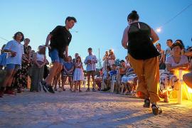 La fiesta de sa Font des Yerns congrega a unas 150 personas
