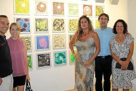 Exposición de Danguzmán en la Galería Vanrell