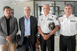 El delegado del Gobierno asegura que Ibiza es un «fracaso asegurado» para las pateras