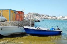 Los seis menores que llegaron en patera a las Pitiusas han sido trasladados a Palma