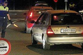 Tres taxis pirata y dos conductores sin licencia VTC, denunciados en Sant Antoni