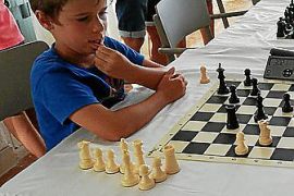 Pau Roig gana el Torneo de ses Figueretes infantil