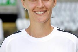 Guadalupe Porras debutará como asistente en el Mallorca-Eibar