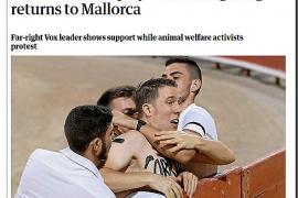 El rotativo 'The Guardian' .