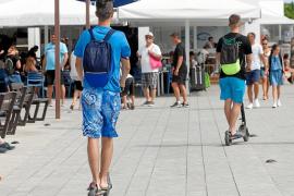 Patinetes eléctricos: la moda del nuevo vehículo sostenible llega a Ibiza