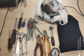 Detenido un joven de 17 años en Ibiza por robar cinco motocicletas