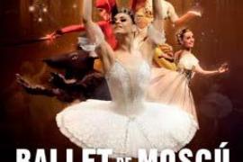 El Ballet de Moscú representará la obra 'Cascanueces' en el Auditórium de Palma