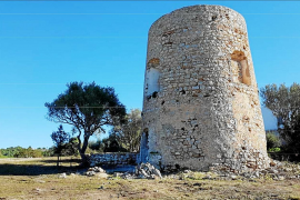 Santa Eulària restaurará la torre de Ca n'Espatleta, en Jesús, para que sea visitable