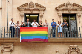 El Pacte creará en Palma un centro LGTBI para atender a este colectivo