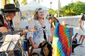 Santa Gertrudis homenajea al festival Woodstock por su 50 aniversario