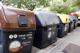 Reciclar en Mallorca