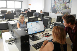 El Institut d'Ensenyaments a Distància duplicará el número de alumnos el próximo curso