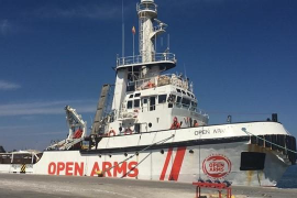 España ofrece Algeciras para desembarcar el 'Open Arms'