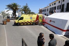 Heridos graves en Sant Climent