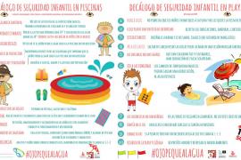 Pilar Naval: «El cien por cien de los ahogamientos infantiles son evitables»
