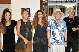 Varios artistas presentan su obra en Can Garau de Sencelles