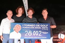 El I Torneo Fundación Ángel Nieto recauda más de 28.000 euros