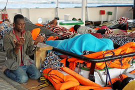 El Govern busca sitio para los inmigrantes del 'Open Arms' ante su posible llegada