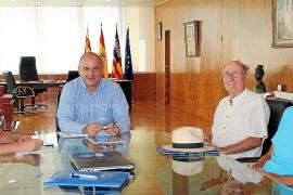 El Consell d'Eivissa creará un reglamento para reducir la contaminación lumínica