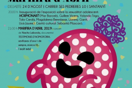 Se inaugura el Festival s'illo de Sa Talaia con una exposición de Sebastià Mascaró y la fiesta de la Marifira