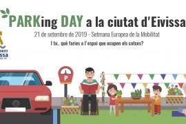 Vila invita a presentar propuestas para recuperar espacio peatonal en el Parking Day