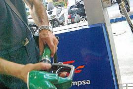 El consumo de carburantes repunta en Baleares y se invierte la tendencia a la baja de 2018