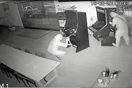 La oleada de robos en máquinas tragaperras ya afecta a más de una veintena de locales