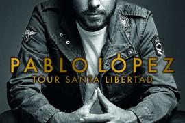 Pablo López actuará en Ibiza en el marco de 'Estiu Jove 2019'