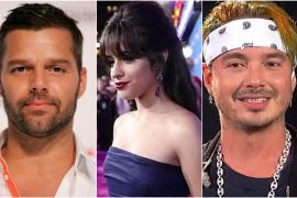 Ricky Martin, Camila Cabello y J. Balvin