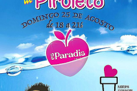 Cita solidaria el domingo con Piruleto y la Plataforma Sociosanitaria