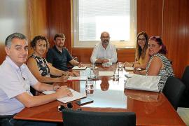 El Consell y los ayuntamientos de Ibiza harán una ordenanza común sobre ahorro de agua