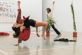 Inés Sarmiento y Andrea Regina teatralizan 'El significado de la palabra amor'